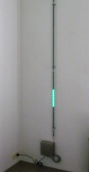lightsculpture 3meter 600hg