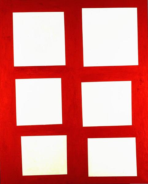 1999.2.006 schilderij rood